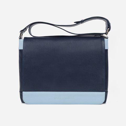 _One Messenger Bag - Ciel by Alexquisite on OOSTOR.com