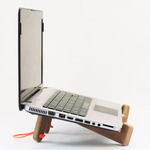 Minimalist Laptop Stand by Oitenta on OOSTOR.com
