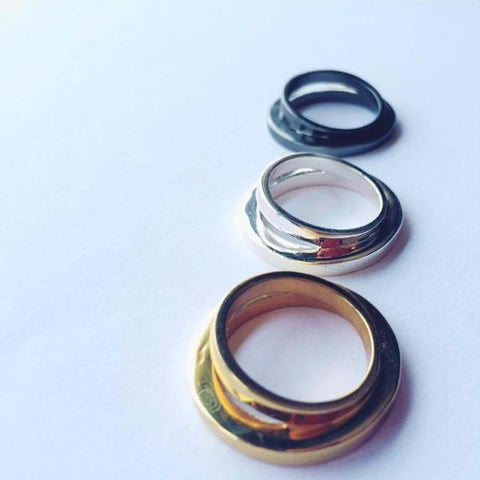 Neatness Stackable Ring