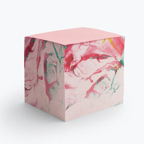 Marble Memo Block by Mustard Gifts on OOSTOR.com