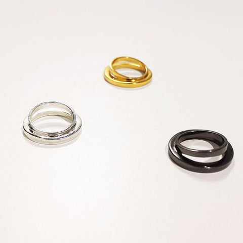 Neatness Stackable Ring by Lusasul on OOSTOR.com