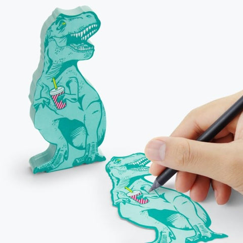 T-Rex Sticky Notes by Mustard Gifts on OOSTOR.com