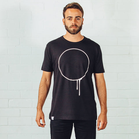 Moonwax t-shirt by Tomoto on OOSTOR.com