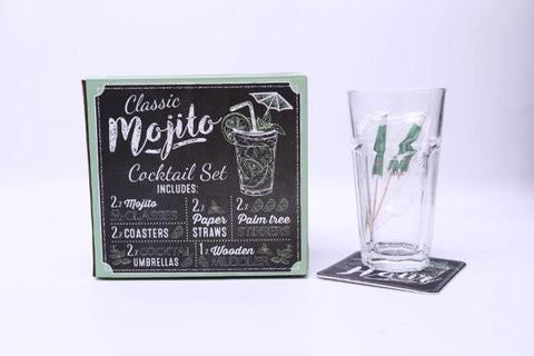 Mojito Cocktail Gift Set by Sole Favors on OOSTOR.com