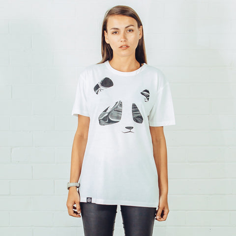 Panda T-Shirt by Tomoto on OOSTOR.com