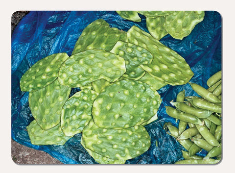 Martin Parr Placemat by Magnum Photos - Cactus Leaf