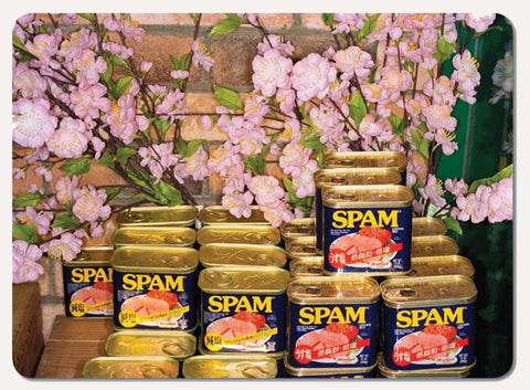 Martin Parr Placemat by Magnum Photos - SPAM