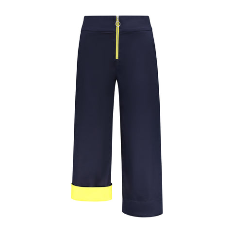 Desire Trousers - Navy Blue by Blonde Gone Rogue on OOSTOR.com