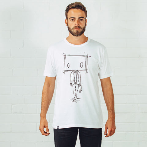 Boxman T-Shirt by Tomoto on OOSTOR.com