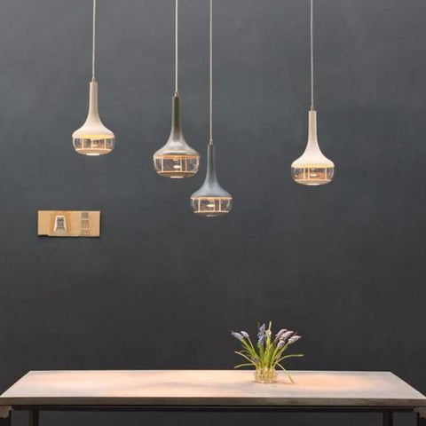 IDÉEAL Ceiling Lamp by IntoConcrete Inc on OOSTOR.com
