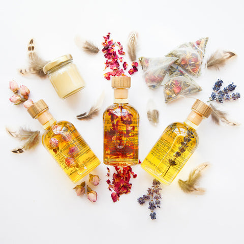 Body & Massage Oil Collection by Madia & Matilda on OOSTOR.com