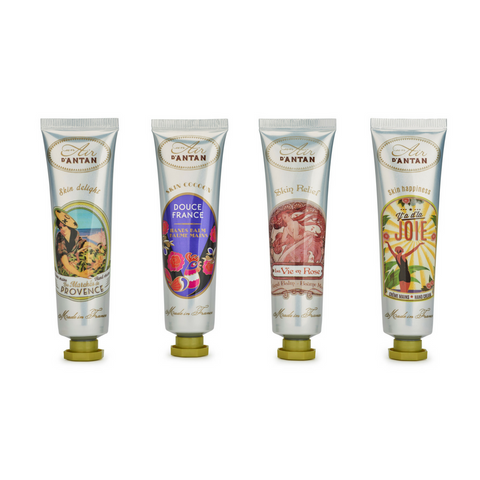 Hands Harmony - Set of Four Hand Creams by Un Air d'Antan on OOSTOR.com