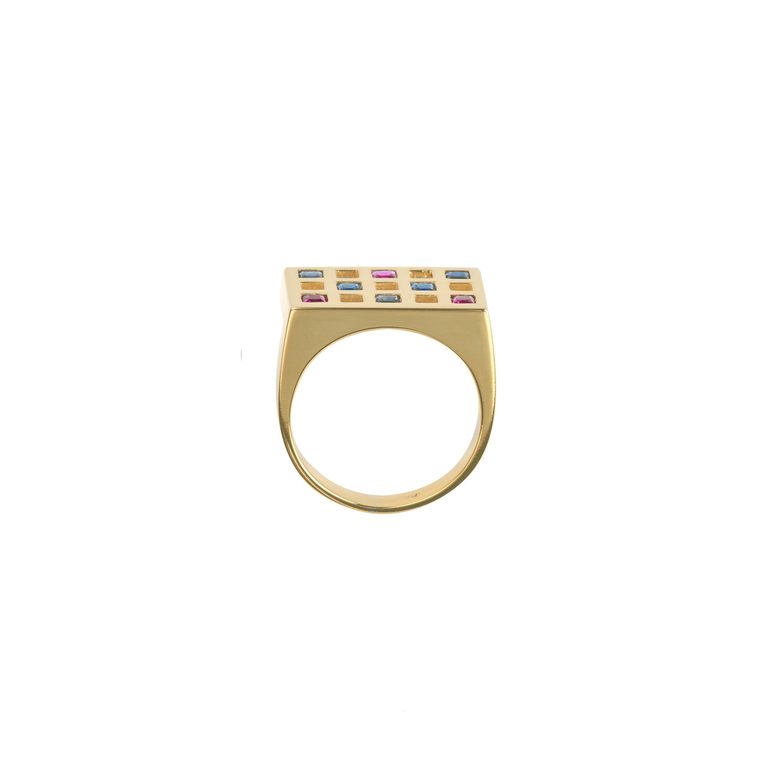 Czech Ring by Afew Jewels on OOSTOR.com