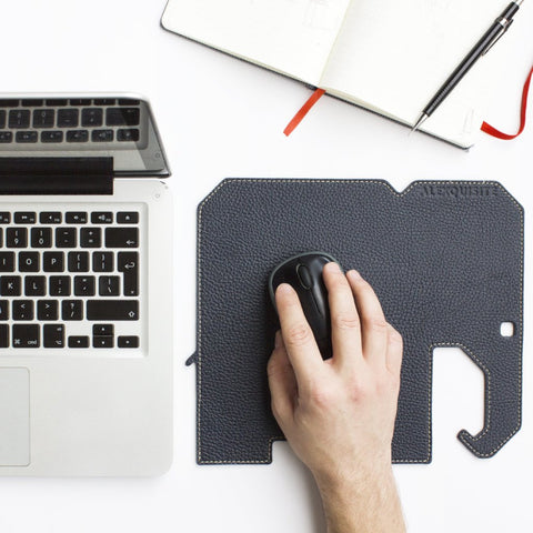 Elephant Mousepad by Alexquisite on OOSTOR.com