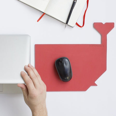 Whale Mousepad by Alexquisite on OOSTOR.com