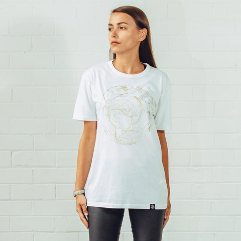 Kintsugi T-Shirt for Women
