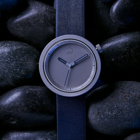 The Masonic Wrist Watch - Pacific Navy by IntoConcrete Inc on OOSTOR.com