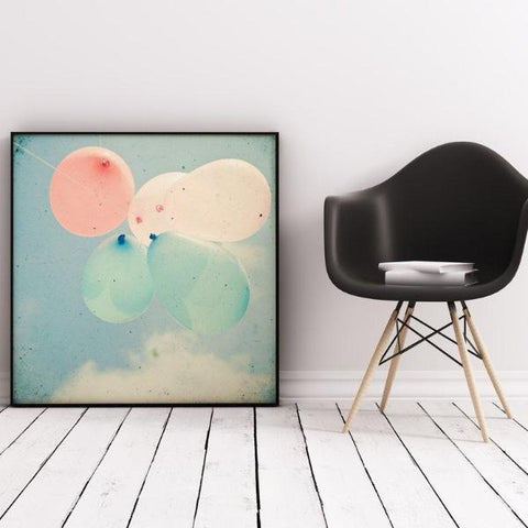 Almost Free Photographic Balloon Print by Cassia Beck on OOSTOR.com