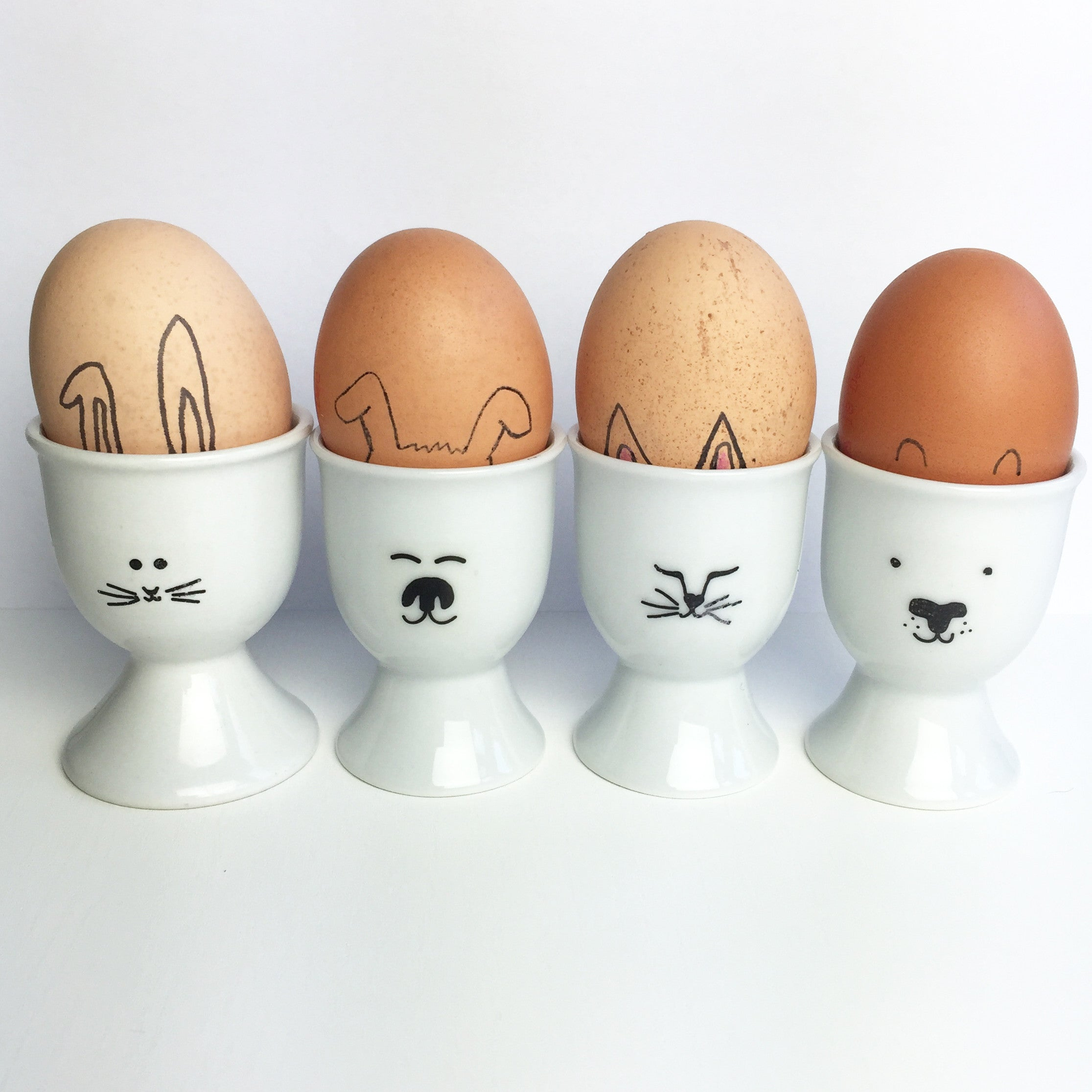 Animal Egg Cups