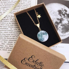 Apollo Small Moon Locket by Eclectic Eccentricity on OOSTOR.com