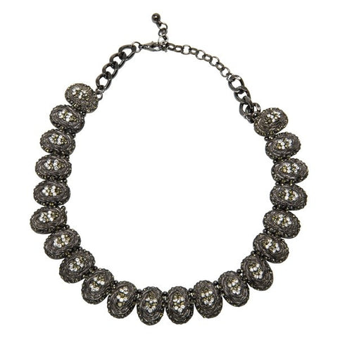 Asha Crystal Necklace