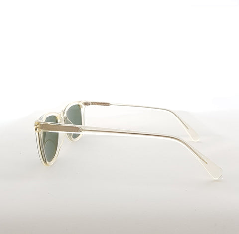Auerbach Transparent Sunglasses by HYPS Eyewear on OOSTOR.com