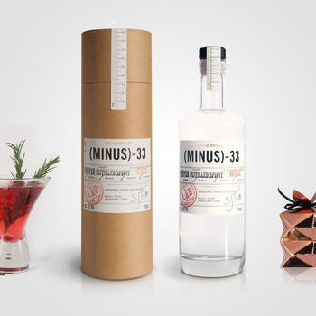Minus 33 by LoCa Beverages Ltd on OOSTOR.com