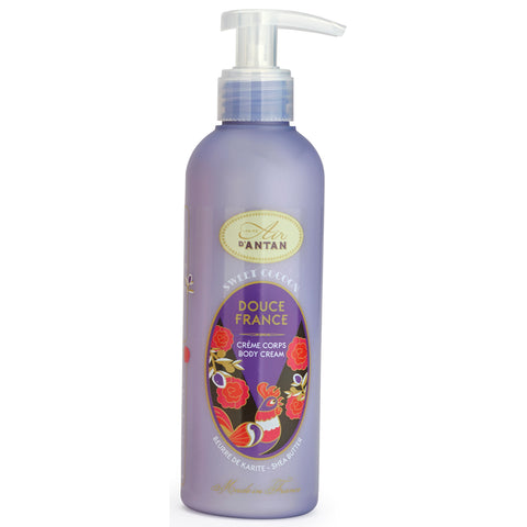 Douce France Body Lotion by Un Air d'Antan on OOSTOR.com
