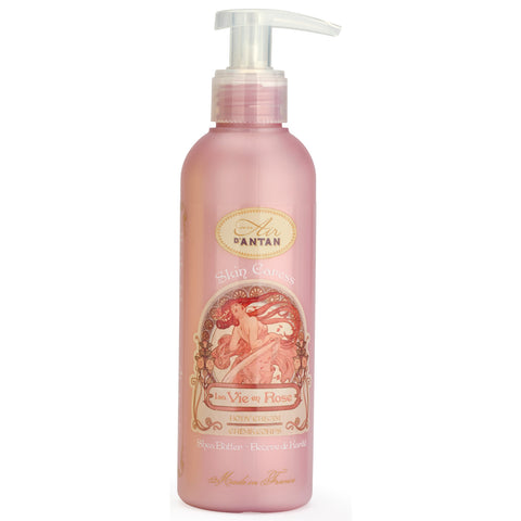 La Vie En Rose Body Lotion by Un Air d'Antan on OOSTOR.com