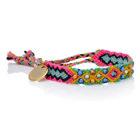 Be The Change - Wayuu Friendship Bracelet