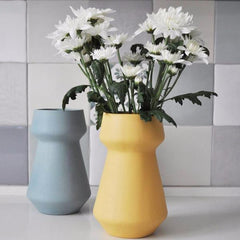 Basalt Flower Vase by Yahalomis on OOSTOR.com