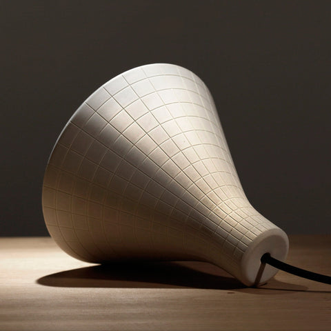 Grid Floor Lamp by IntoConcrete Inc on OOSTOR.com