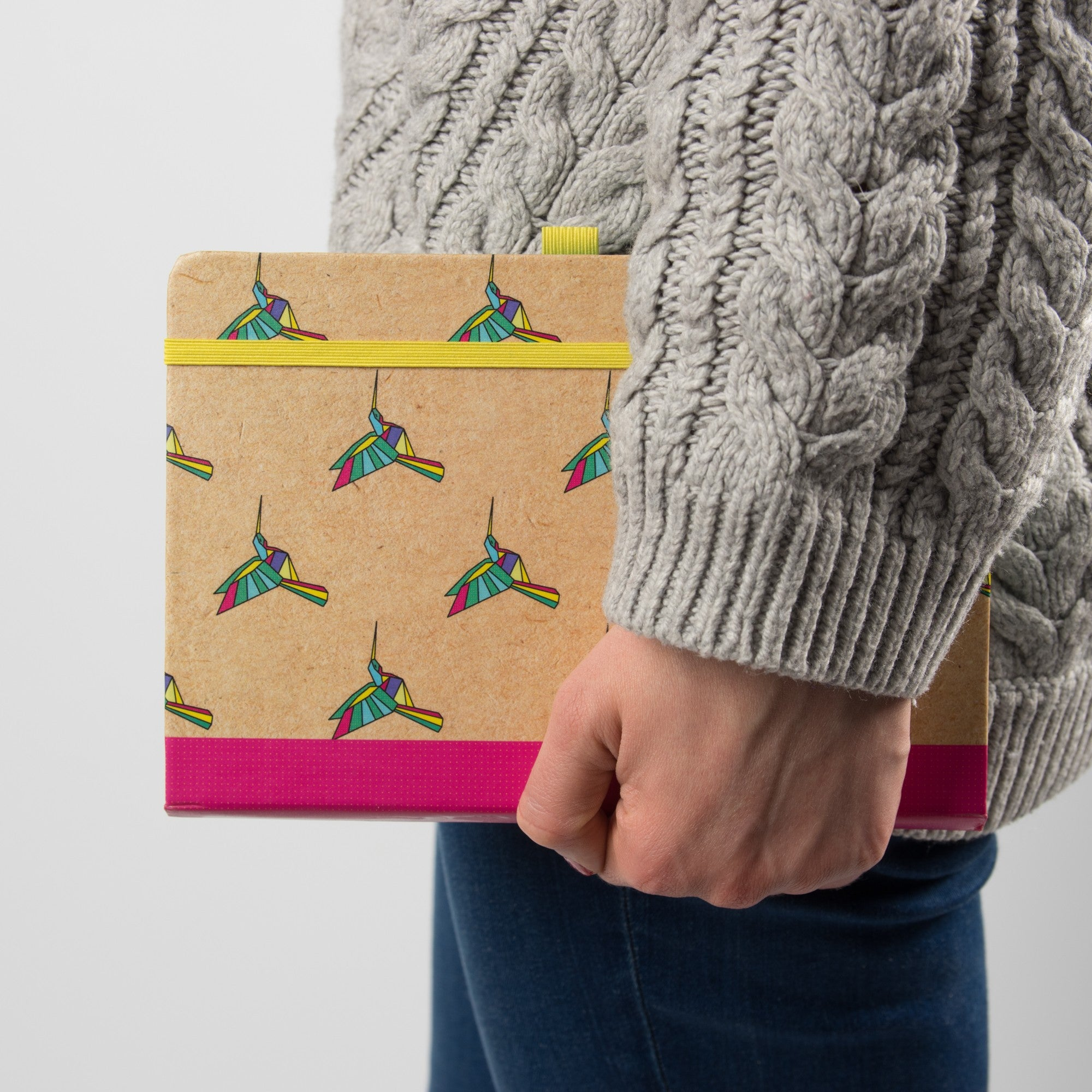 Origami Notebook by Mustard Gifts on OOSTOR.com