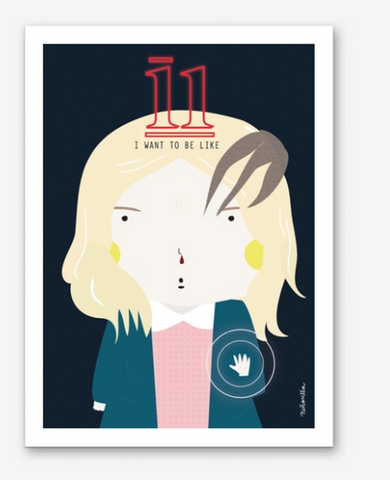 Little Eleven Print by Little World on OOSTOR.com