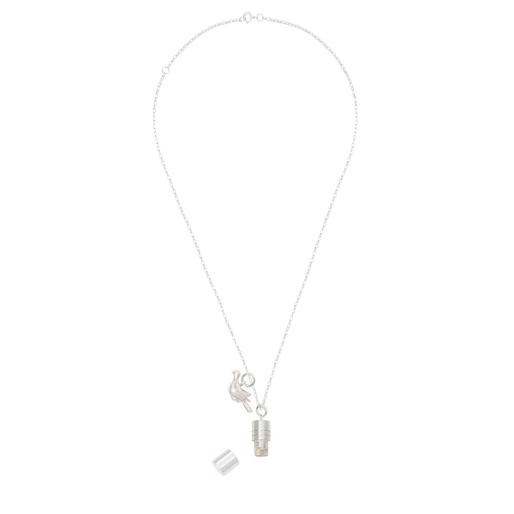 Small Memories Necklace (Dove) by Memories of Growing Up