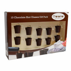 Chocoshot 10 Shot Gift Set by Bundled Gifts on OOSTOR.com