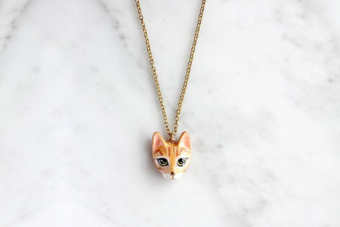 Chompoo Cat Necklace
