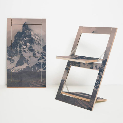 Fläpps Puerto Natales Folding Chair by Ambivalenz on OOSTOR.com
