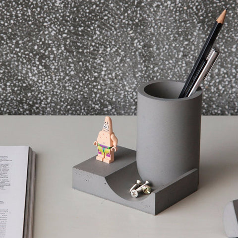 Merge Penholder by IntoConcrete Inc on OOSTOR.com