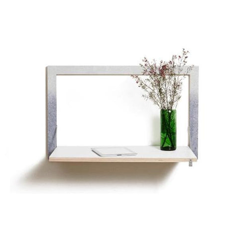 Fläpps Secretary - Fading Gray Desk by Ambivalenz on OOSTOR.com