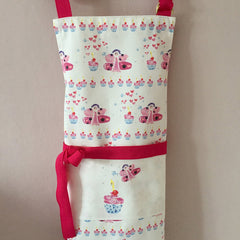 Child's Fairy Apron with Pocket
