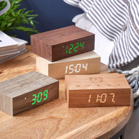 Flip Click Clock by Gingko
