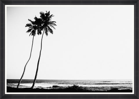 Tropical Dawn Art Print by Pad Home on OOSTOR.com