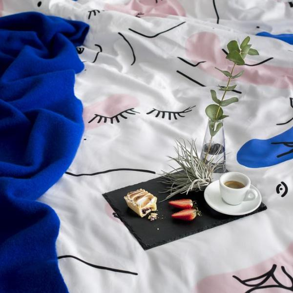 Free Love Bedding by HOP Design on OOSTOR.com