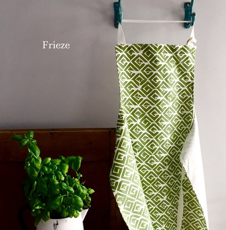 Frieze Design Apron