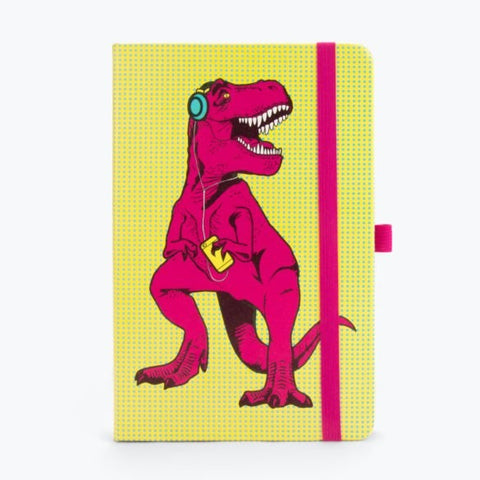 T-rex Notebook by Mustard Gifts on OOSTOR.com