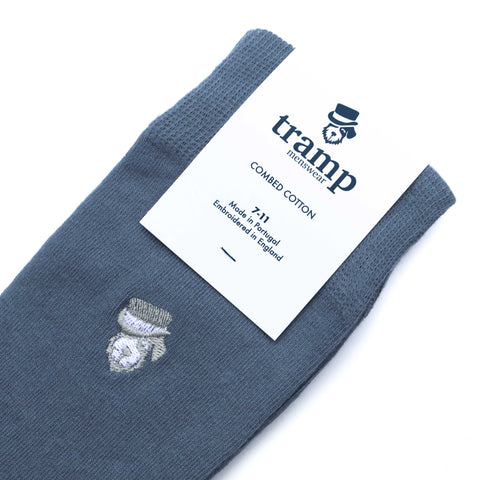 Gray Men's Socks by Tramp Menswear on OOSTOR.com