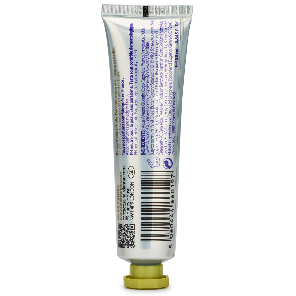 Douce France Hand Cream by Un Air d'Antan on OOSTOR.com