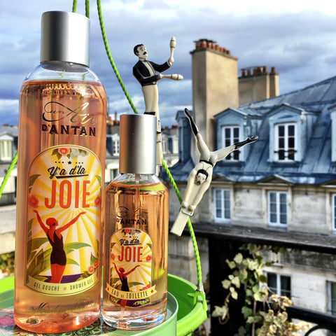 Y'a d'la Joie! Shower Gel by Un Air d'Antan on OOSTOR.com