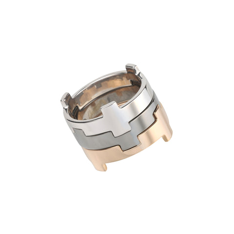 Legoo Ring Silver by Afew Jewels on OOSTOR.com
